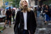 Hanne Gaby Odiele / hanne gaby odiele street style