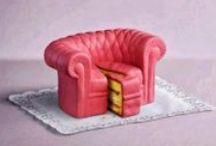 Special furniture / Mobilier deosebit