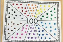 100 Days of School! / Lots of ways to celebrate and learn from 100 days.