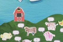 Farm Fun! / Ideas for a farm theme with young children.
