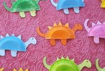 Dinosaurs! / All things dinosaurs, fossils, and paleontology for teachers, parents, and kids.