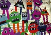 Monster Mash! / All things Monsters for teachers, parents, and kids!