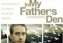 In My Father's Den / (2004) A disillusioned war journalist's return home is blighted when he becomes implicated in the mysterious disappearance of a teenage girl he has befriended.