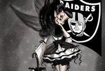 Raiderette Raider Nation / by Helen Lewis