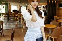 Skirt / Korea Womens Luxury Shopping Mall mimindidi Skirt