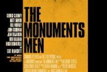 The Monuments Men / An unlikely World War II platoon is tasked to rescue art masterpieces from Nazi thieves and return them to their owners.