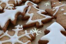 NoëL HoHoHo / Déco, recettes, sapin, bougies, sablés, cadeaux, Avent, le tableau des fêtes de Noël