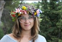 my flower crowns!