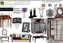 1Mobilier si decoratiuni deosebite 4interior / mobilier si decoratiuni online