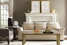 Natural & Neutral / Beige, ivory, taupe, black, gray, white and all the calming shades in between