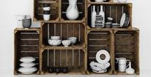 Objects_Woodbox / wooden box inspiration