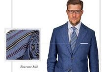 The Silk Tie / The thriftiest & easiest way to update your style for Spring & Summer.