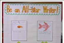 Write on!  Ideas for Writing / Ideas, resources, and FREEBIES for writing in the primary classroom.