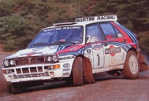 Oldschool Rally Cars