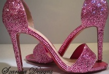 Steppin' Out! / Gorgeous Shoes. / by Sandy Farren