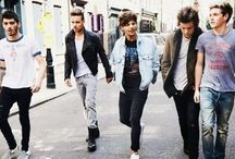 One Direction /  4 British and 1 Irish Man  / by Marlin Lily