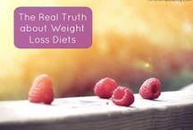 Ditch the Diets / Be empowered to live a vibrant life full of happiness & health and free of dieting. Intuitive Eating. Mindful Eating.