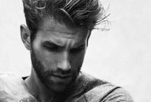 Men: Short cuts / Style inspiration for short haircuts for men.