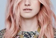 Colours: Alternative Brights & Pastels) / Inspiration for all hair colours under the rainbow!