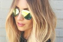 Colours: Ombre/Balayage / Ombre/Balayage hair colour inspiration