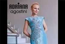 Adriana Agostini Evening Dresses / Adriana Agostini Evening Dresses