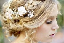Bridal Hair Inspiration / Getting married? Here are some of the latest bridal trends of 2014! Check out our 'Upstyle Inspiration' board for more ideas!