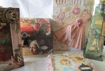By primadonnacrafts.com / Here is a selection of some of my craftwork.