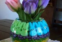 Easter Party Decorations! / Make sure all your celebrations celebrate the Easter spirit with these great ideas! Whether it be an Easter wedding, or a Easter bunny brunch, be sure to make it special!