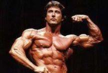 Miti del Bodybuilding / Grandi personaggi del #bodybuilding che hanno fatto la storia del #bodybuilding