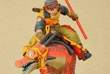 Bhitov - Collectibles - Cool Figures / Cool looking collectible robots and figures