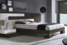 Habitaciones de matrimonio / En este tablero encontrarás increíbles composiciones para dormitorios de estilo moderno que te enamorarán.