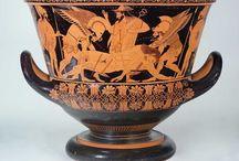 Arte Greca (età arcaica) / tutto ciò che riguarda la prima parte dell'arte dell'antica grecia