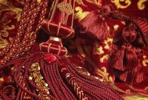 The colours Red and Gold