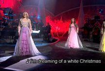 Christmas songs / Musiche e canzoni natalizie. Da quelle tradizionali a quelle più moderne.