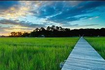 Lowcountry Locations / The best spots in Charleston, SC