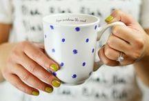 LUCY SUI :: Mugs
