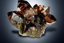 mineral 4 / 茶・黒・シルバー・グレー