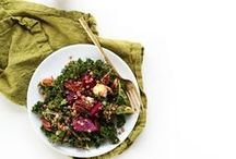 Lunch & Dinner Ideas / Nourish yourself.