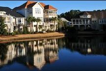 Down South Dwellings / A board dedicated to the best homes in the Lowcountry.