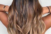 HAIR | Hair Colour, Hair Styles, Hair Trends 2018 & Messy Buns