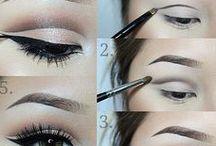 Makeup Tutorials / Makeup tutorials & inspiration.