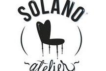 SolanoAtelier / Decoración Artistica