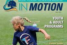 In Motion /  Mt. Pleasant Recreation Magazine