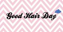 Good Hair Day ♫ / Oak Leaf Design is Caring your Hair Trend & Lets DIY your Hair Style ♫