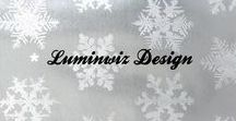 Luminwiz Design / Here is our product from Luminwiz Design,enjoy it !