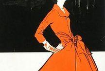 I Love Fashion Orange / I Love Fashion Orange