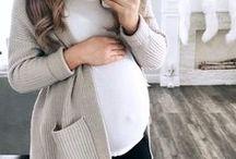 Maternity Fashion / Maternity fashion inspiration for pregnant women, I'm loving.