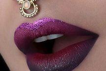 LIPS | Lipstick, Lipgloss, Lip Makeup & Art
