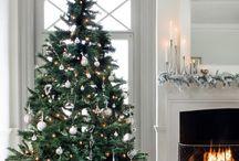 WHITE CHRISTMAS | Scandinavian, Scandi, Minimalist, Woodland