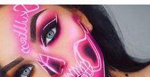 HALLOWEEN MAKEUP | SFX, Body Paint, Creepy Makeup, Horror / Clowns, skeletons, zombies, monsters, cuts, bruises, prosthetics,